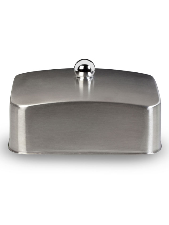 Stainless Steel butter dish lid